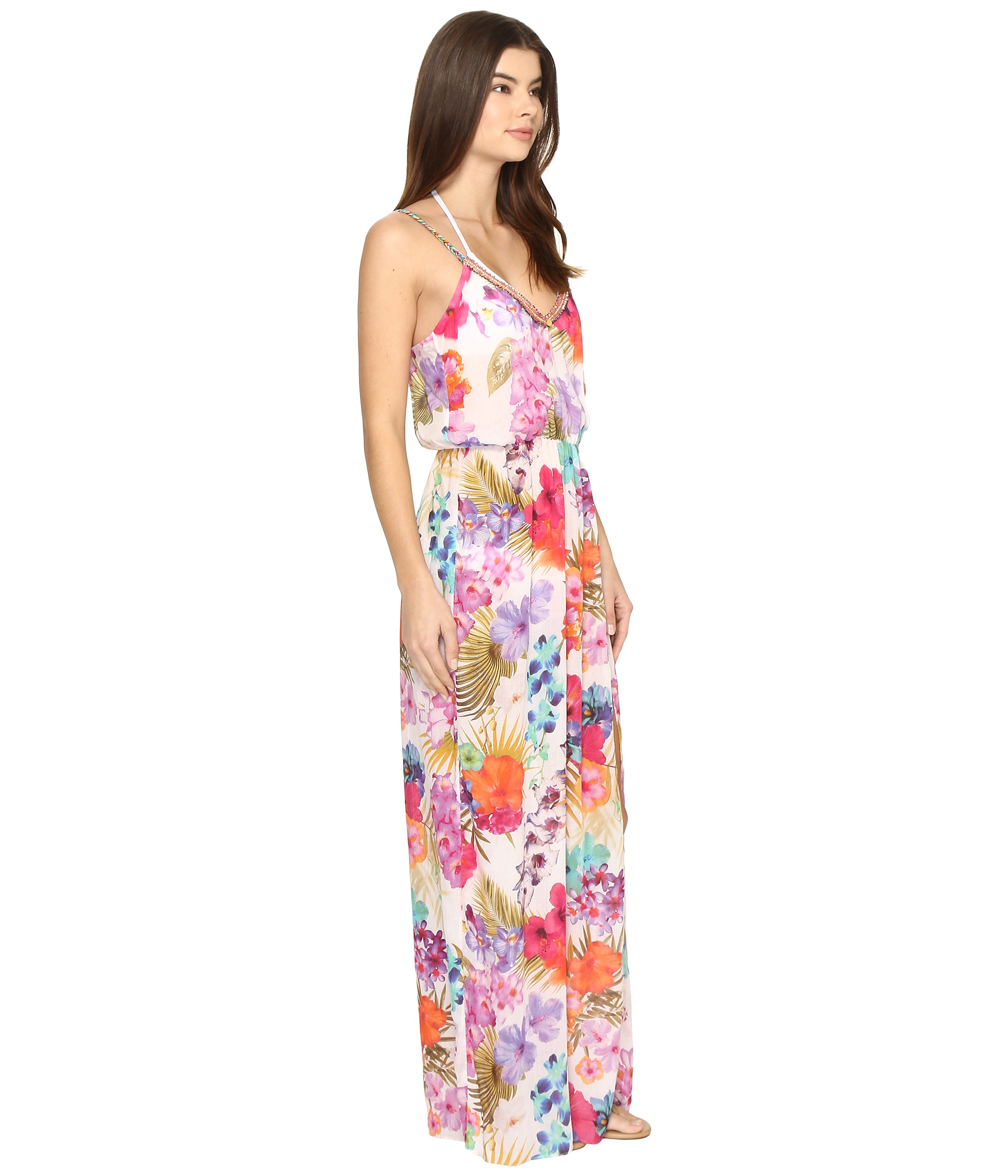 maxi cover up tank