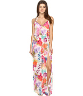 Nicole Miller - La Plage By Nicole Miller Braided Tank Maxi Cover-Up