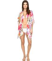 Nicole Miller - La Plage By Nicole Miller Aliah Cover-Up Kimono