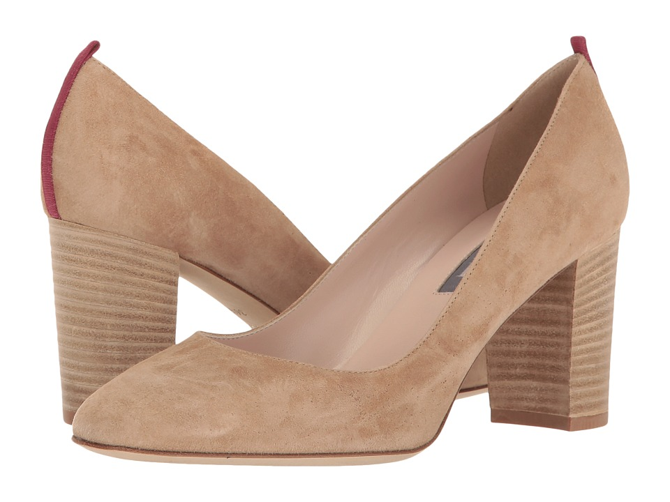 SJP by Sarah Jessica Parker - Prosper (Taffy Suede) Womens Shoes