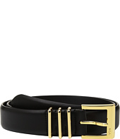 LAUREN Ralph Lauren - Classics Triple Metal Keeper Belt