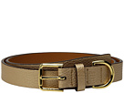 LAUREN Ralph Lauren LAUREN Ralph Lauren - Classics 1 Dress Casual Roller Buckle D-Ring