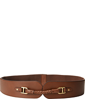 LAUREN Ralph Lauren - Stretch Equestrian Double Bit Belt