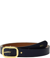 LAUREN Ralph Lauren - Classics Saffiano Dress Belt