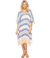 Echo Design - Mambo Stripe Caftan Cover-Up