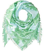 Echo Design - Palm Fringe Square Wrap Scarf