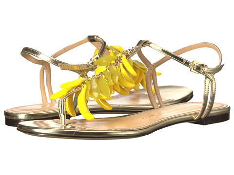Charlotte Olympia Banana Sandals