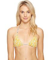 Echo Design - Fleur De La Mer String Bikini Top