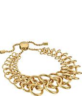 Michael Kors - Tone Chainmail Slider Bracelet