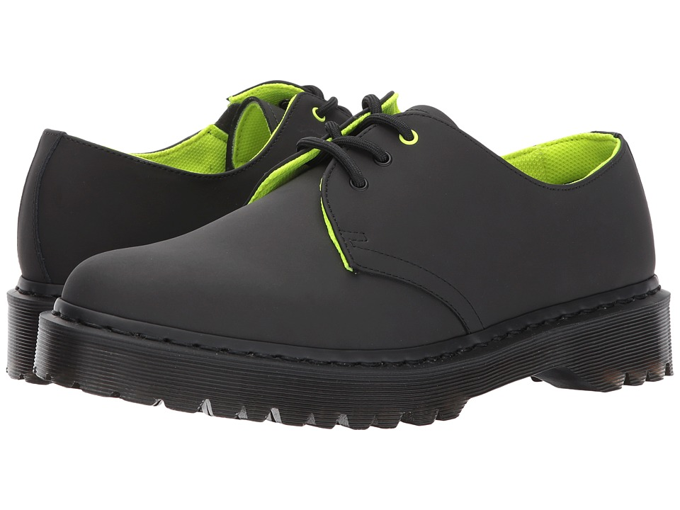 Dr. Martens 1461 Concept 3-Eye Shoe (Black Concept) Men