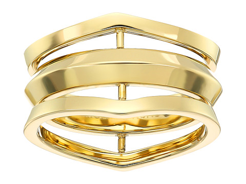 Michael Kors Tone Open Ring - Gold