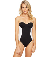 Echo Design - Color Block Underwire One-Piece Swimsuit
