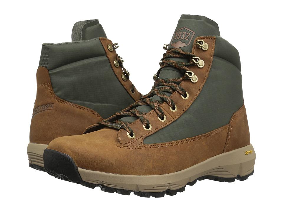Danner Explorer 650 6 (Brown/Green) Men's Boots