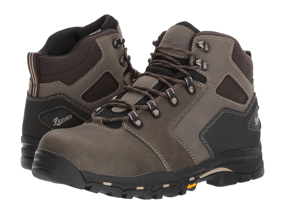 Danner - Vicious 4.5 Hot Weather Non-Metallic Safety Toe (Slate/Black) Mens Work Boots