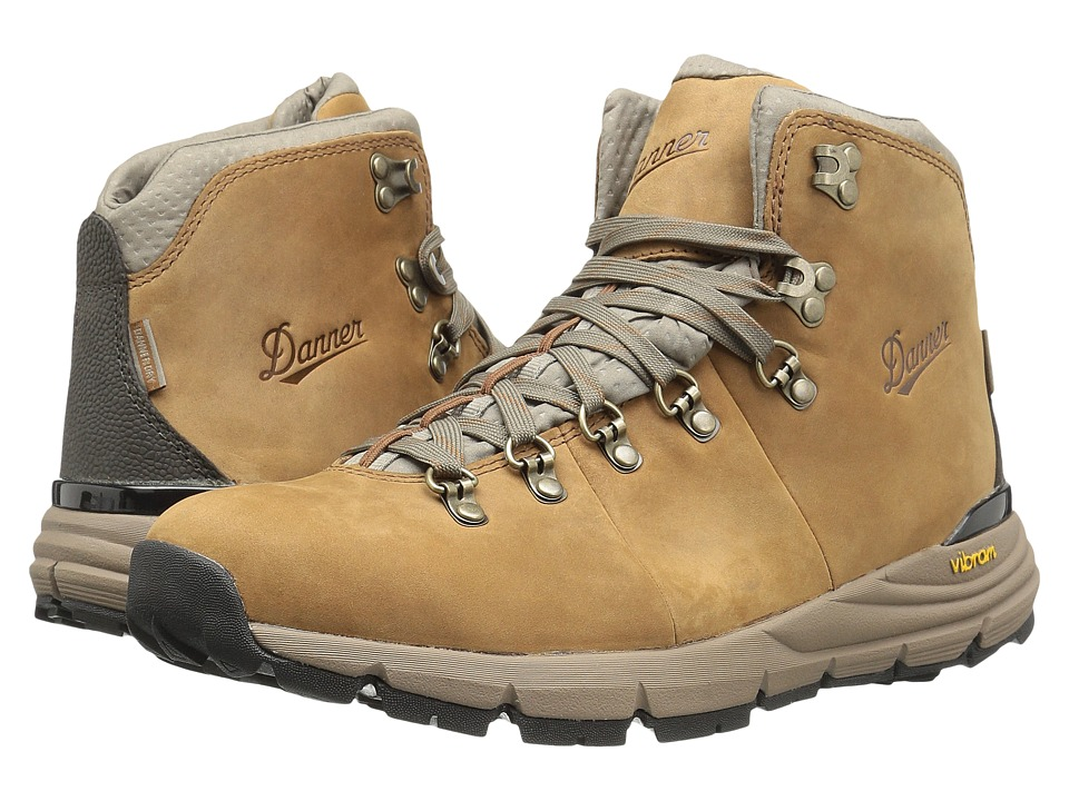 Danner Mountain 600 4.5 (Rich Brown) Women's Shoes