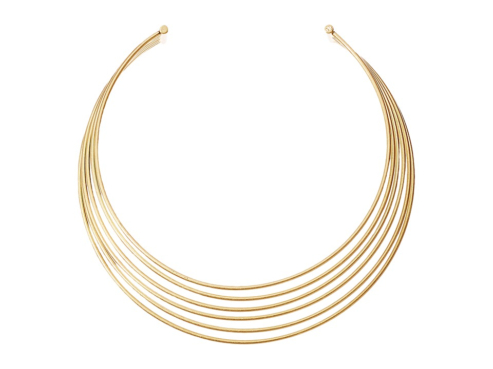 LAUREN Ralph Lauren LAUREN Ralph Lauren - 12 Open Hard Wire Choker Necklace