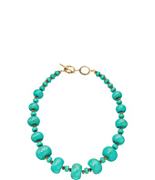 LAUREN Ralph Lauren - Graduated Rondell Beaded Collar Necklace