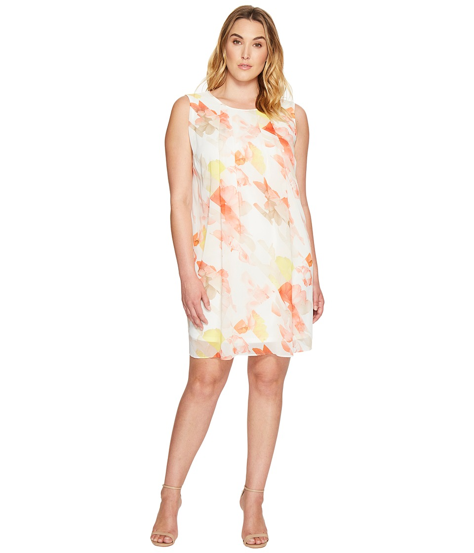 Calvin Klein Plus - Plus Size Pleat Front A