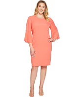 Calvin Klein Plus - Plus Size Bell Sleeve Dress