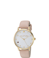 Kate Spade New York - Wine and Dine Metro Watch - KSW1245