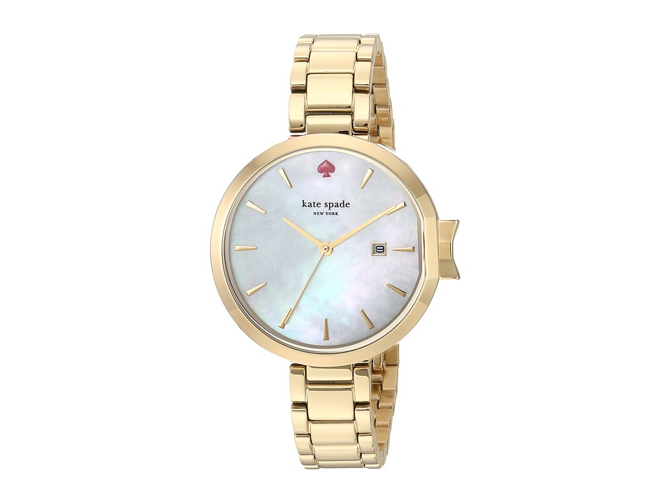 Kate Spade New York - 34mm Park Row Watch - KSW1266 (Gold...