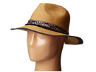 Steve Madden - Panma Hat with Friendship Braid Band