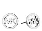 Logo Tone Stud Earrings