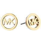 Michael Kors - Logo Tone Stud Earrings