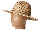 Steve Madden - Cross Stitch Panama Hat