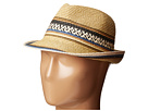 Steve Madden - Fedora with Tribal Band
