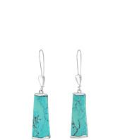 Robert Lee Morris - Semiprecious Stone Long Drop Earrings