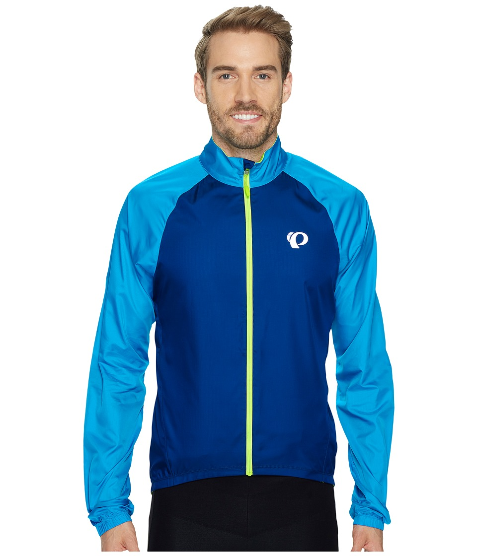 Pearl Izumi - ELITE Barrier Cycling Jacket (Blue Depths/Bel Air Blue) Mens Coat