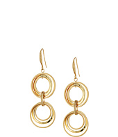 Robert Lee Morris - Link Double Drop Earrings