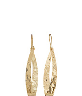 Robert Lee Morris - Hammer Hoop Earrings