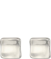 Robert Lee Morris - Square Clip Earrings