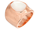 Robert Lee Morris - Rose Gold Stone Ring