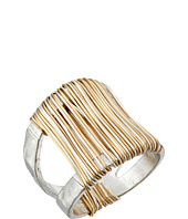 Robert Lee Morris - Two-Tone Wire Wrap Ring