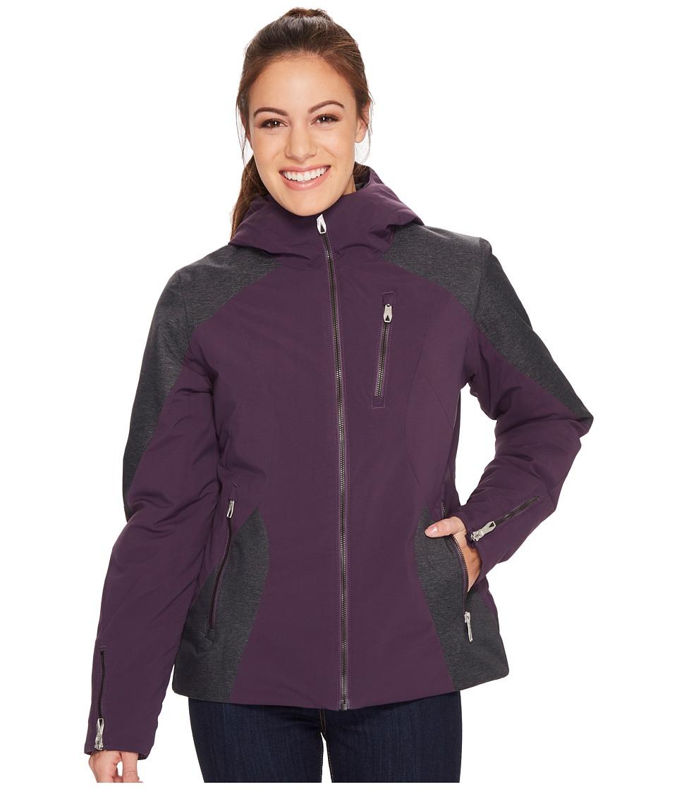 Spyder Avery Jacket (Nightshade/Black) Women's Coat