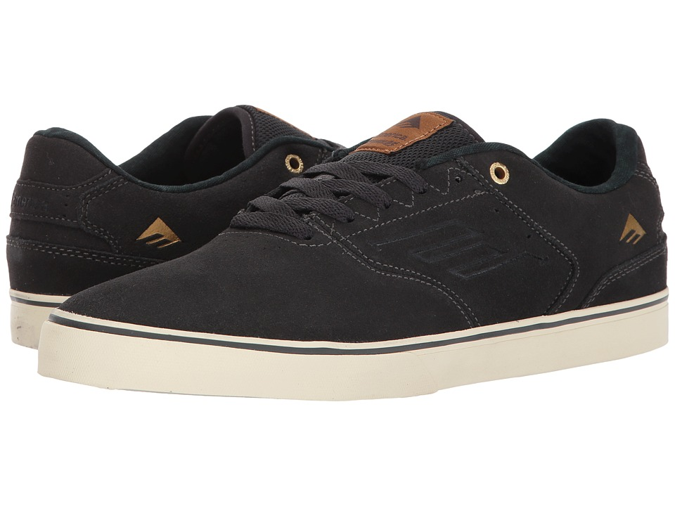Emerica The Reynolds Low Vulc (Dark Grey) Men