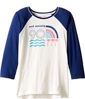 Roxy Kids - Indian Camp Tee (Big Kids)