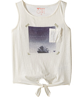 Roxy Kids - Key's Boarder Sunrise Palm Tank Top (Big Kids)