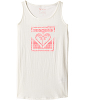 Roxy Kids - Rainy Night Tropical Wax Heart Tank Top (Big Kids)