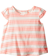 Roxy Kids - Pain Feign Tee (Toddler/Little Kids/Big Kids)