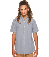Vans - Candor Short Sleeve Plaid Top