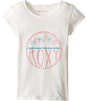 Roxy Kids - Moid Palm Tiny Tee (Toddler/Little Kids/Big Kids)