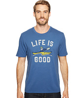 Life is Good - Kayak Life Is Good® Smooth Tee