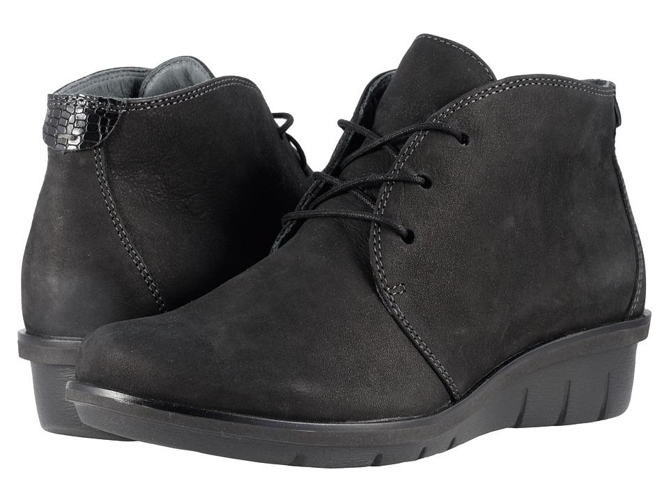 Dansko Joy (Black Nubuck) Women's Shoes