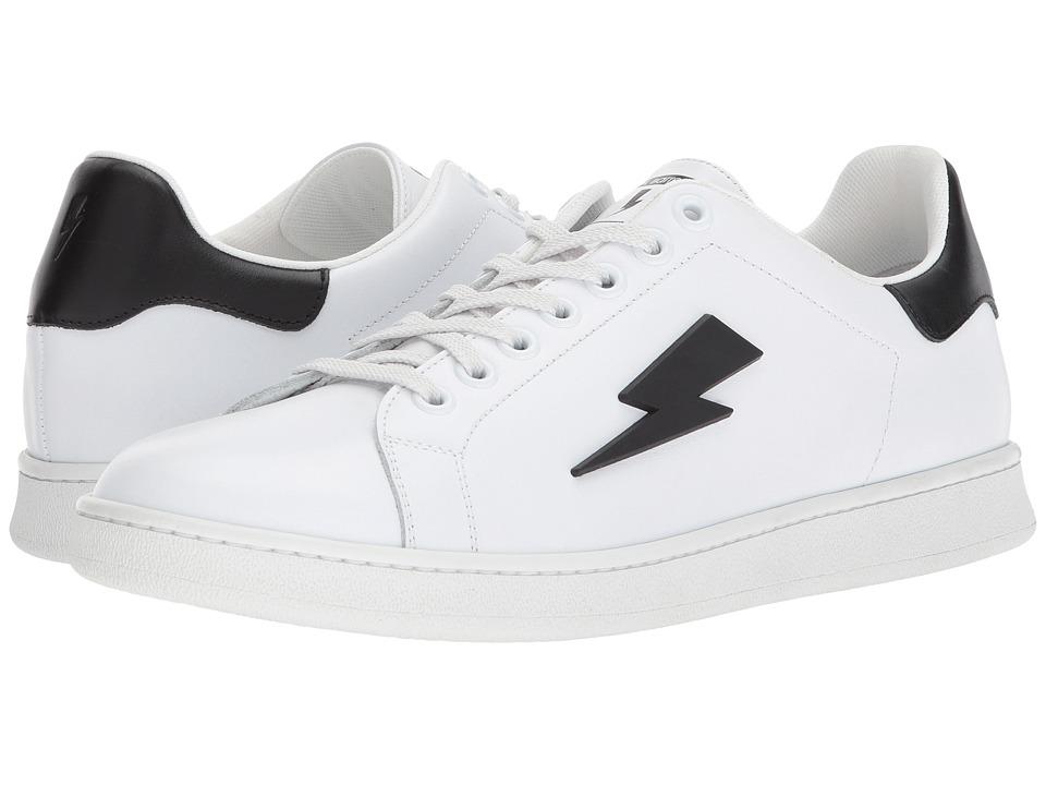 Neil Barrett - Thunderbolt Tennis Sneaker