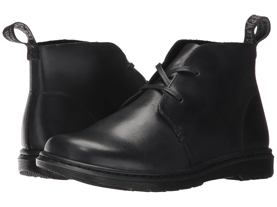 Dr. Martens Cynthia Chukka Boot (Black New Oily Illusion) Women