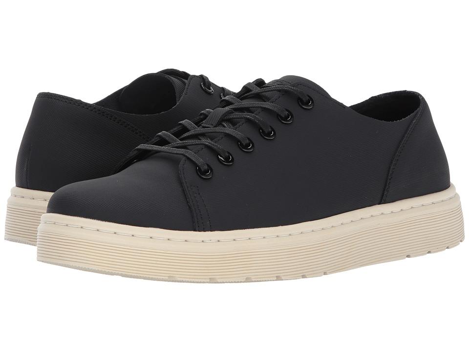 Dr. Martens Dante 6-Eye Raw Shoe (Black Ajax) Shoes